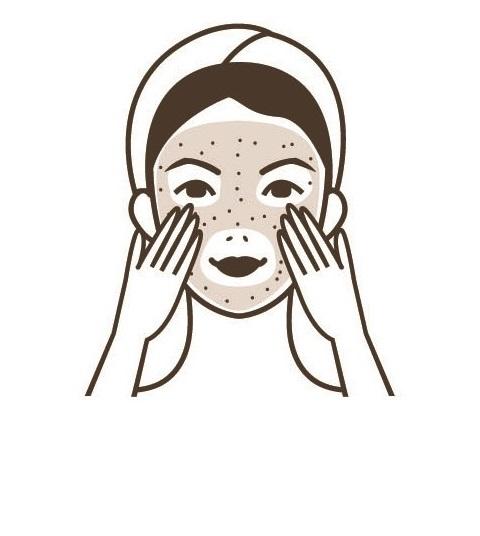 maske og sheet mask, natural glow norge