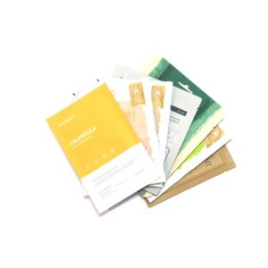 sheet mask abonnement natural glow