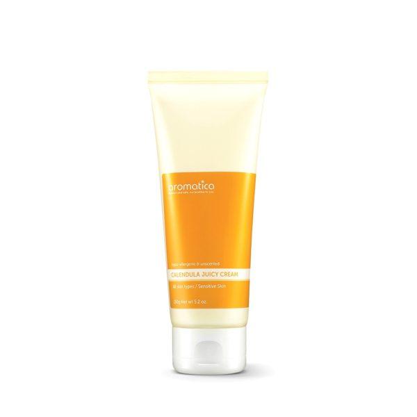 aromatica calendula juicy krem for tørr hud