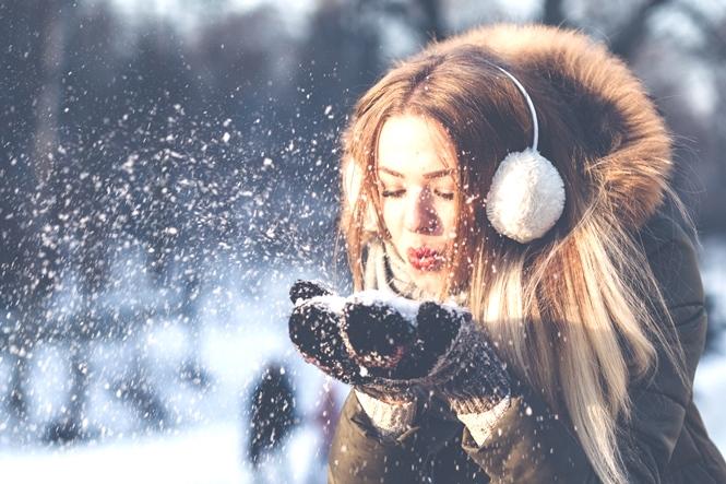 Hudpleie i vinterværet