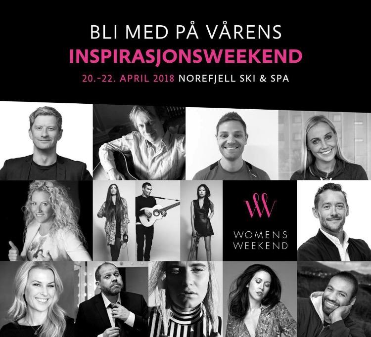 womens weekend norefjell 2018